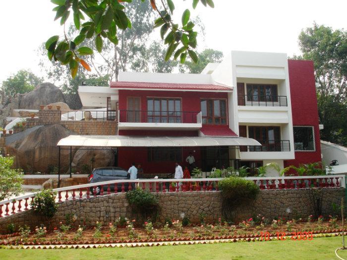 Chiranjeevi House Photos Inside