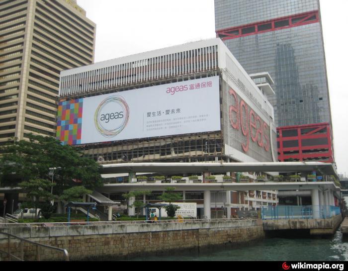 林士街多層停車場 - 香港