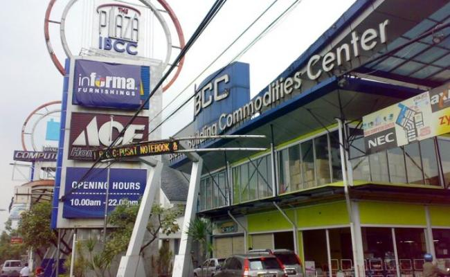 Plaza Ibcc Bandung