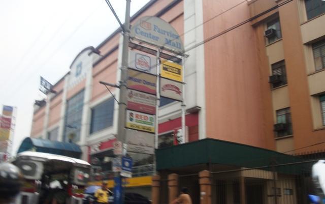 Fairview Center Mall  Quezon City