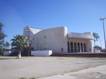 Auditorio Biblioteca Municipal - Navojoa