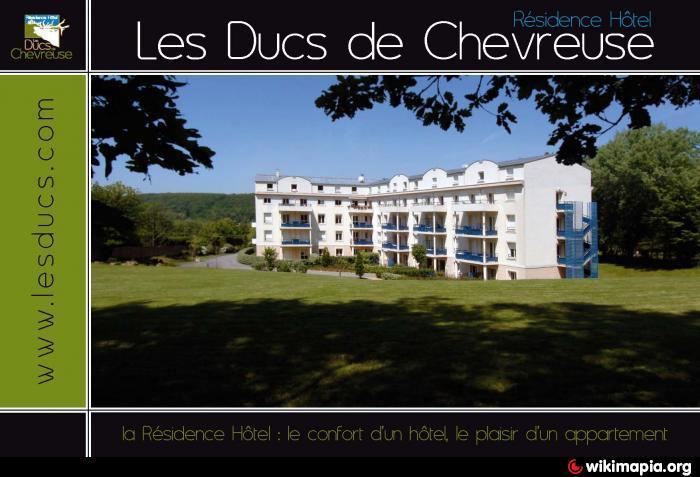 Flat Hotel Les Ducs De Chevreuse Valley Of Chevreuse