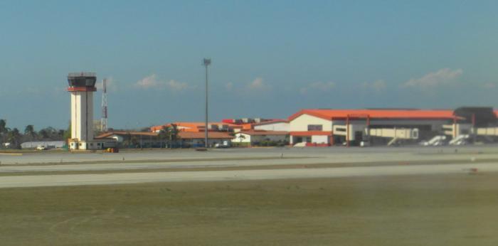 Flughafen Varadero