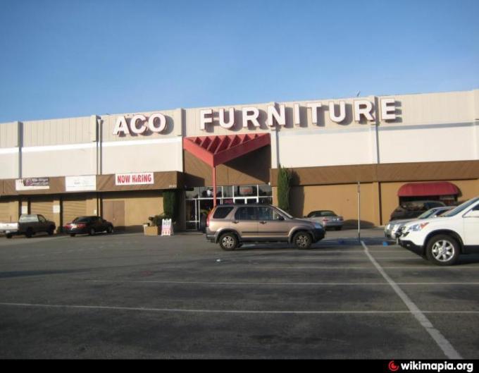 Aco Furniture Santa Clara California