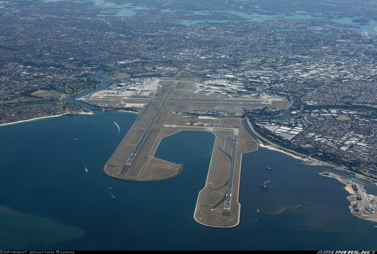 Image result for Kingsford Smith Airport