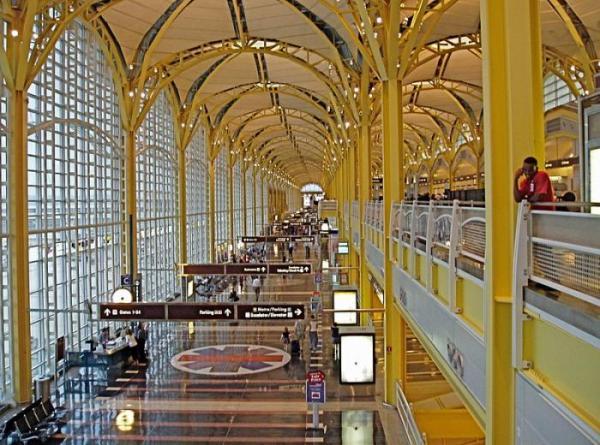 Ronald Reagan Washington National Airport DCAKDCA