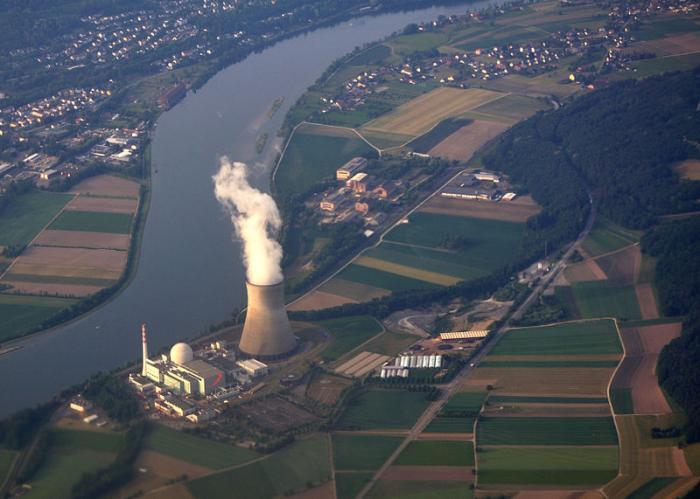 Leibstadt Nuclear Power Plant KKL