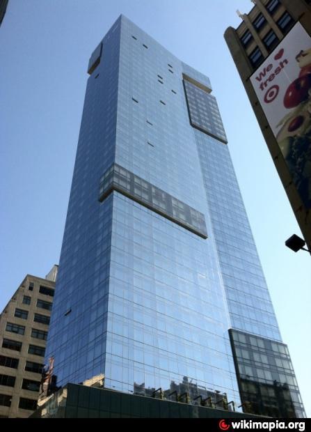 Trump SoHo Hotel and Condominiums  New York City New York