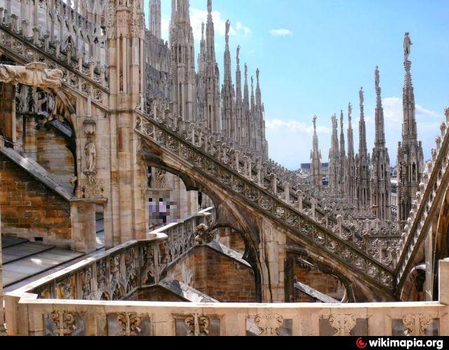 Terrazze del Duomo di Milano  Milano
