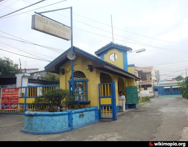 Villa Magdalena I Subdivision  Caloocan City North