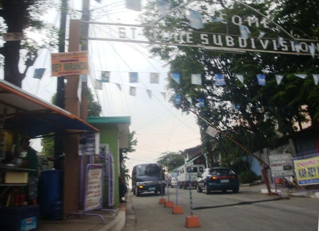 Saint Jude Subdivision  Quezon City