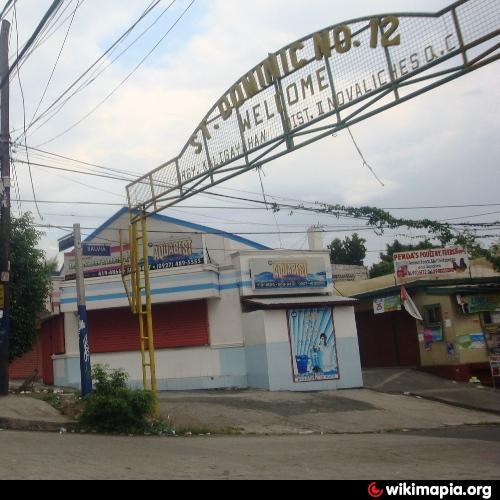St Dominic No12 Subdivision  Novaliches  Quezon City