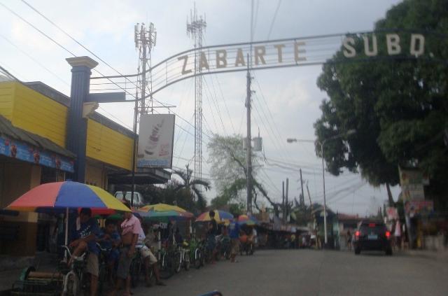 Zabarte Subdivision  Quezon City