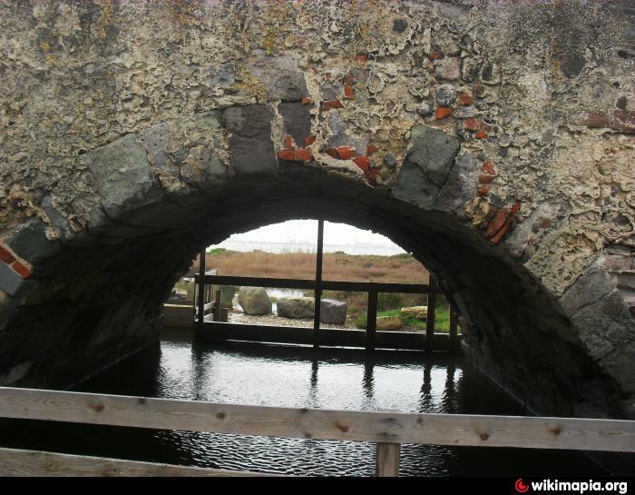Ponte romano di Rio Palmas o di Santa Giusta
