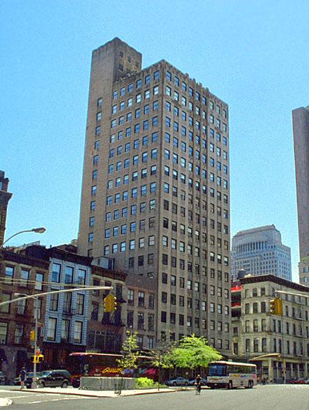 Franklin Towers Mariah Careys penthouse  New York City