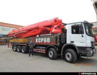 Egypt Trading - Concrete Machinery - KCP Concrete Pumps ...