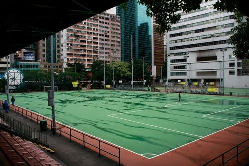 修頓球場 - 香港