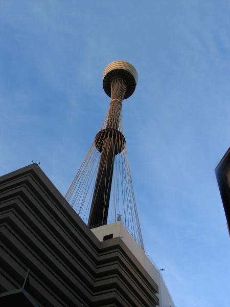 Image result for sydney tower