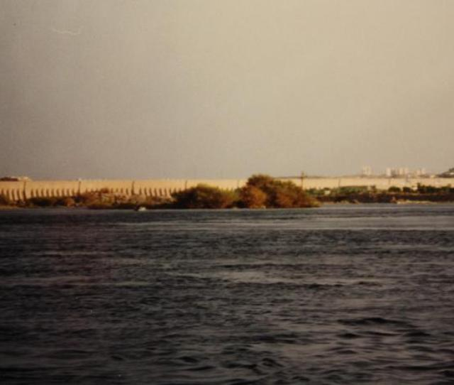 Old Aswan Low Dam