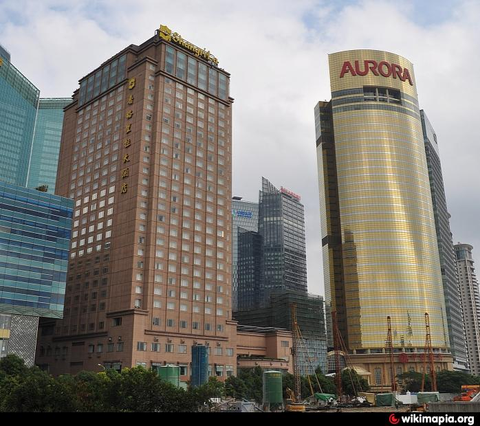 Pudong Shangri La East Shanghai Hotel Shanghai