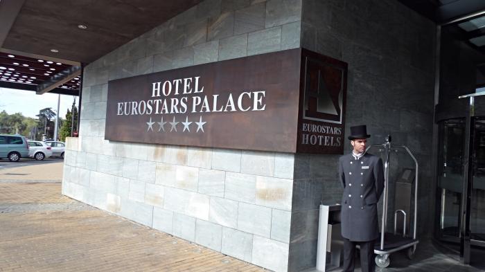 Hotel Eurostars Palace 5  Crdoba
