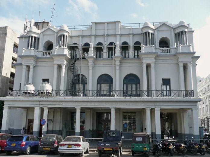 Mackinnons Building JKH - Colombo