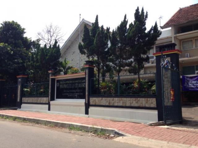 SMU Pangudi Luhur 1 Jakarta - Jakarta