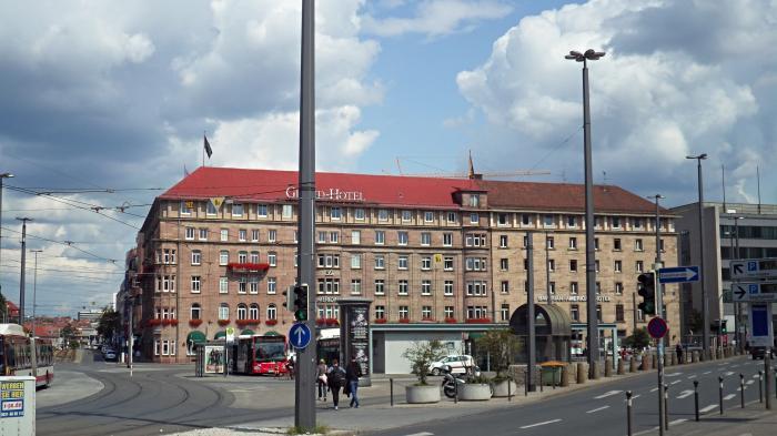Le Meridien Grand Hotel Nuremberg Nuremberg