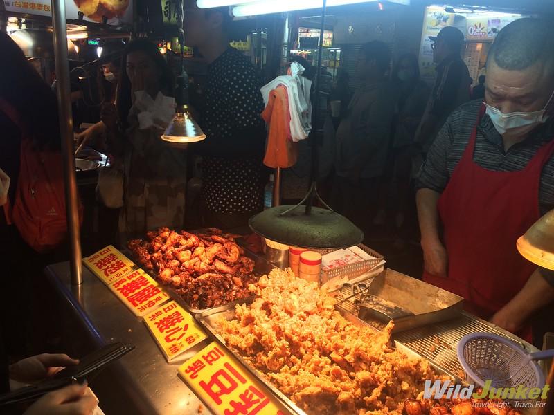 things to do in taipei taiwan -Street food