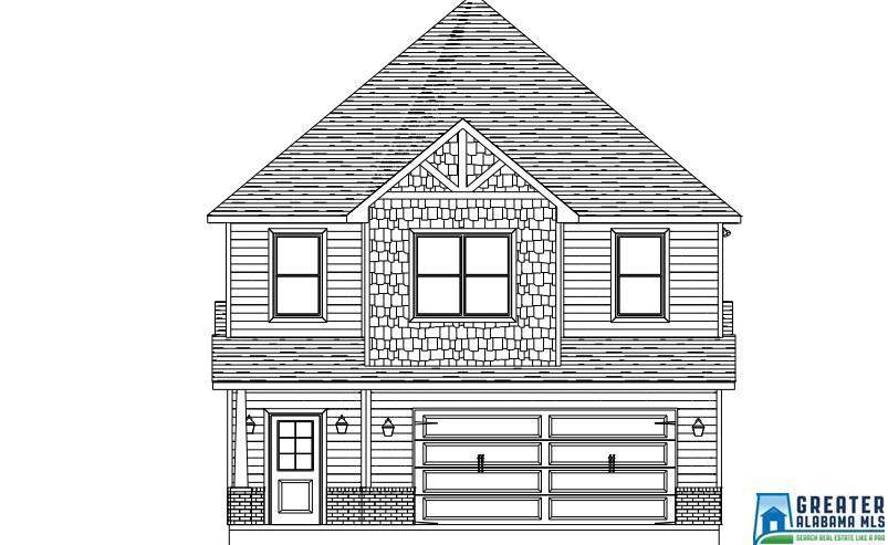 Property for sale at 155 King Richards Way, Calera,  Alabama 35040