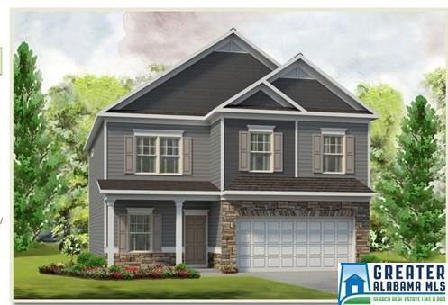 Property for sale at 290 Lakeridge Dr, Trussville,  Alabama 35173