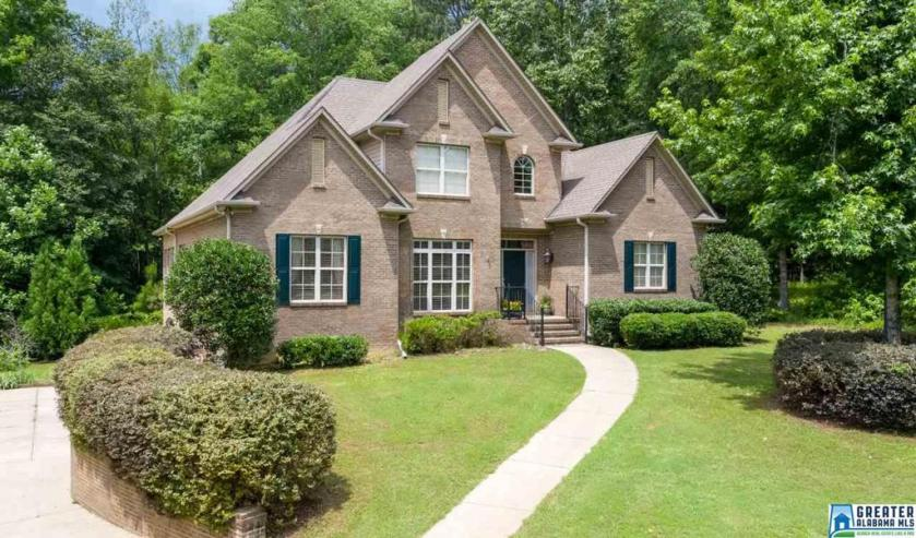 Property for sale at 418 Hidden Ridge, Chelsea,  Alabama 35043