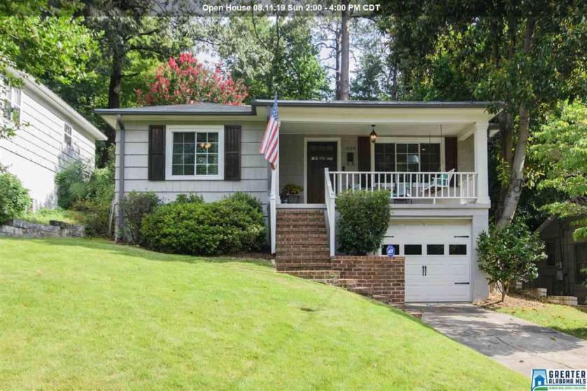 Property for sale at 1606 Woodfern Dr, Homewood,  Alabama 35209