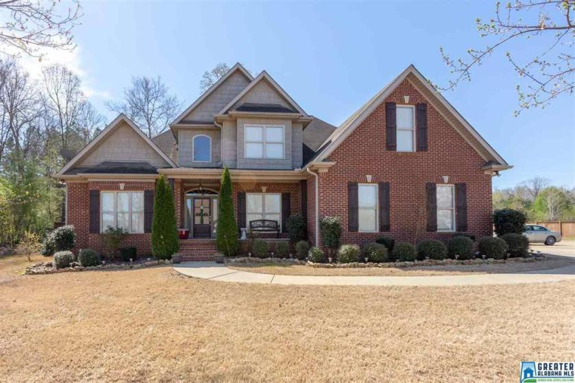 Property for sale at 7759 Clayton Cove Pkwy, Pinson,  Alabama 35126