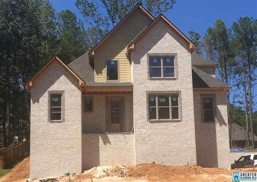 Property for sale at 492 Bent Creek Trc, Pelham,  Alabama 35124
