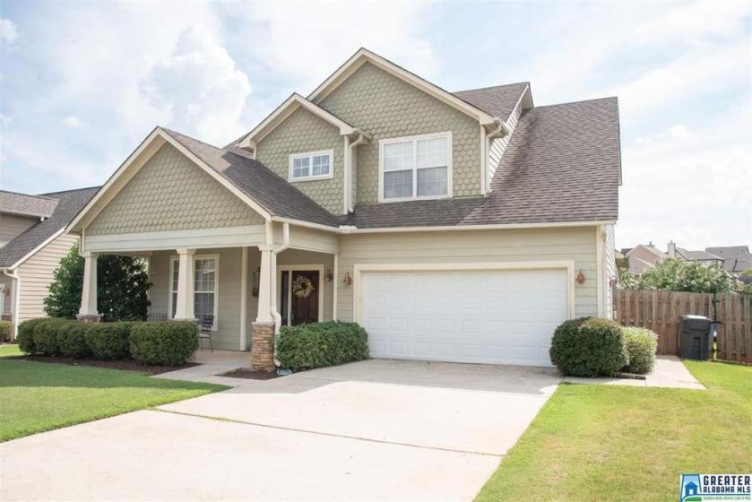 Property for sale at 124 King Richards Way, Calera,  Alabama 35040