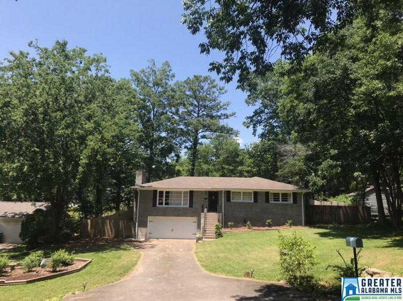 Property for sale at 1340 Chester St, Hoover,  Alabama 35226
