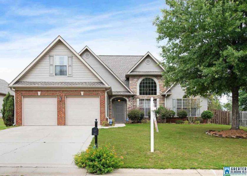 Property for sale at 242 Camden Lake Dr, Calera,  Alabama 35040