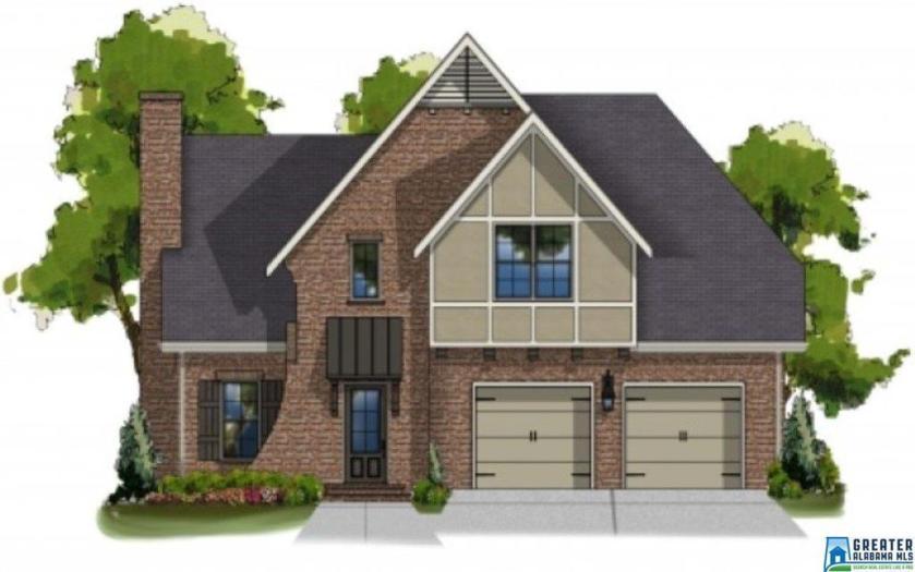 Property for sale at 261 Crossbridge Rd, Chelsea,  Alabama 35043