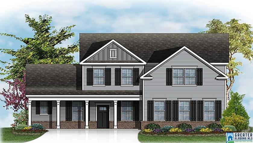 Property for sale at 164 Rock Terrace Cir, Helena,  Alabama 35022