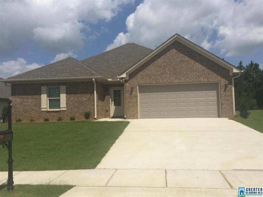 Property for sale at 108 Brookside Way, Calera,  Alabama 35040