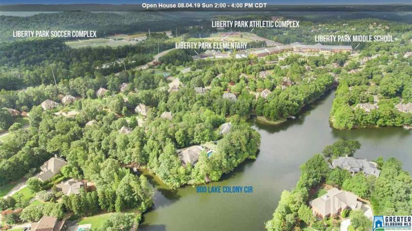Property for sale at 800 Lake Colony Cir, Vestavia Hills,  Alabama 35242