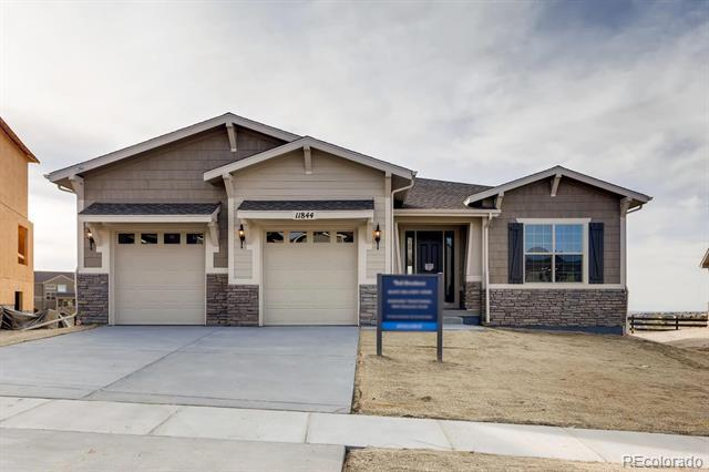 Property for sale at 11844 Discovery Circle, Parker,  Colorado 80138