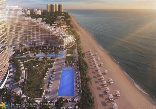 Property for sale at 2200 N Ocean Boulevard Unit: N1601, Fort Lauderdale,  Florida 33305