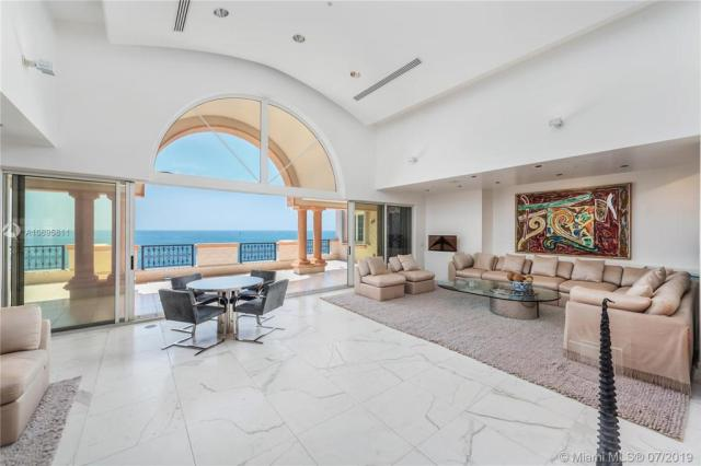 Property for sale at 7774 Fisher Island Dr Unit: PH7774, Miami,  Florida 33109