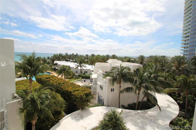 Property for sale at 50 S Pointe Dr Unit: 701, Miami Beach,  Florida 33139