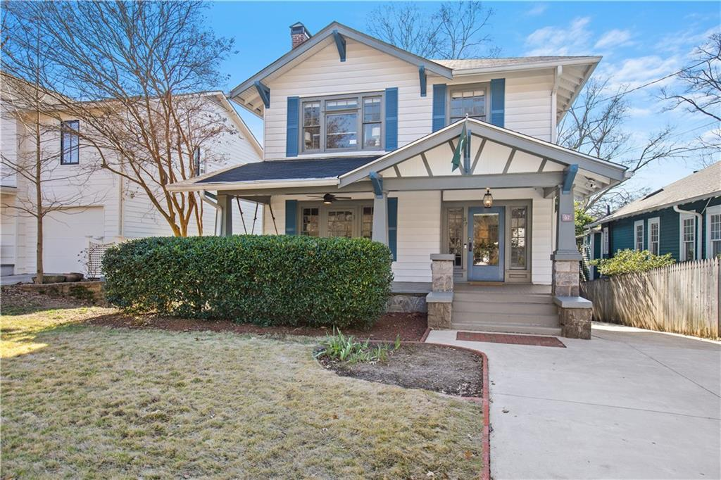 Property for sale at 57 Peachtree Hills Avenue, Atlanta,  Georgia 30305