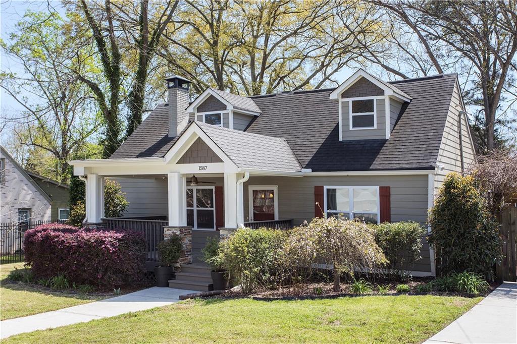 Property for sale at 1587 May Avenue, Atlanta,  Georgia 30316
