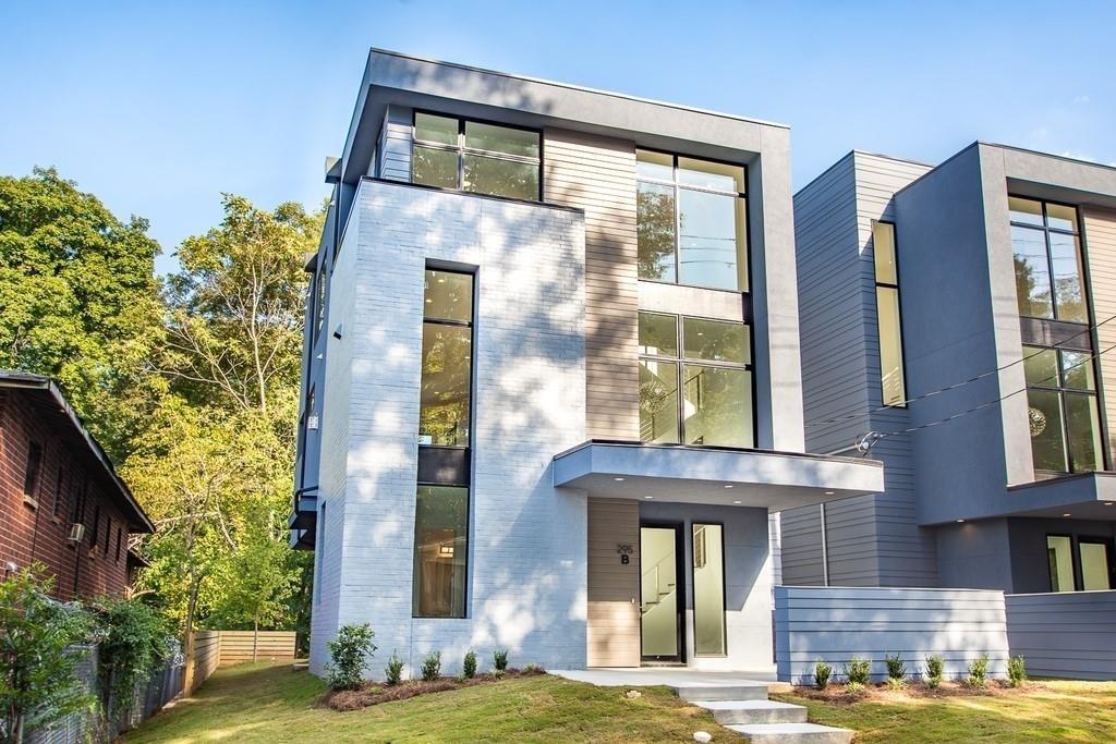 Property for sale at 295 GLEN IRIS Drive Unit: B, Atlanta,  Georgia 30312