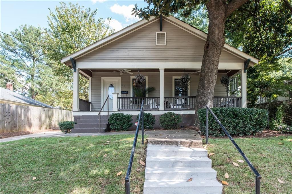 Property for sale at 205 Mayson Avenue, Atlanta,  Georgia 30307